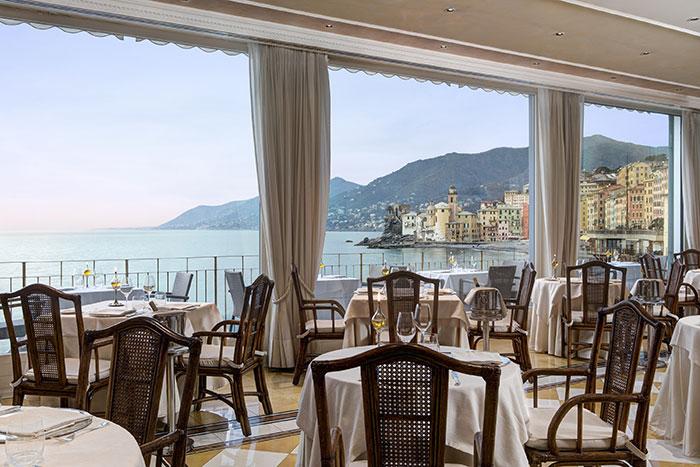 Restaurants Hotels Around Portofino Italy Hotel Cenobio